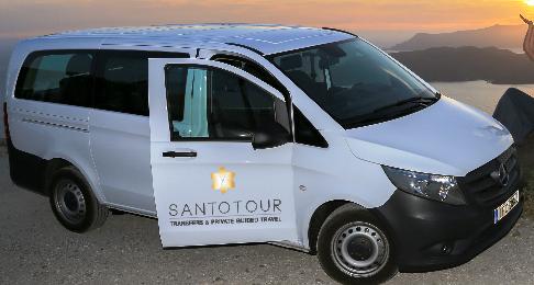 SantoTour car